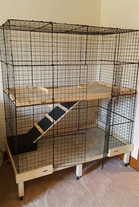 Diy Rabbit Cage For Giant