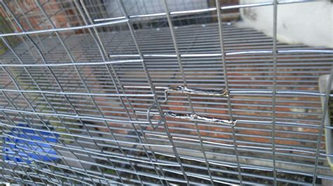 Diy Rabbit Cage Latch