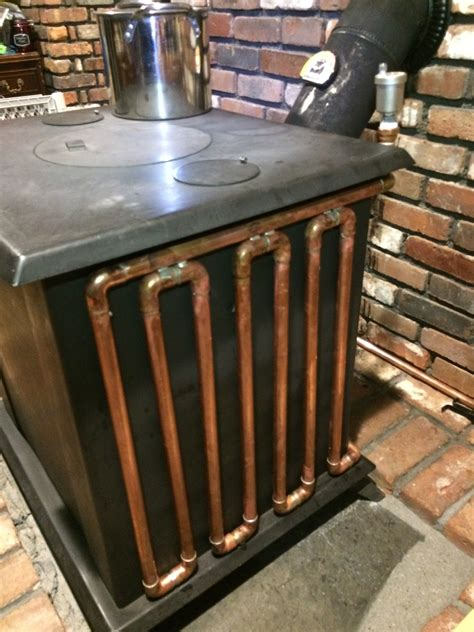 Diy Radiant Tube Wood Heaters