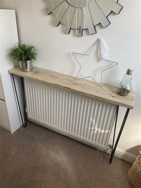 Diy Radiator Shelf