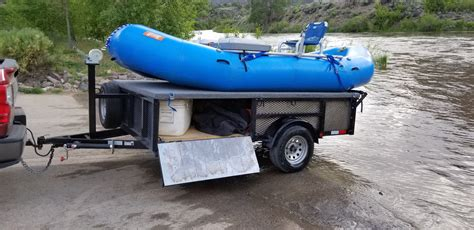 Diy Raft Trailer
