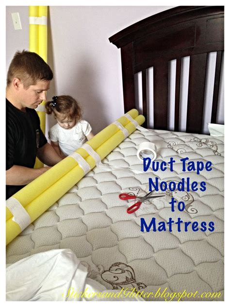 Diy Railed Toddler Bed