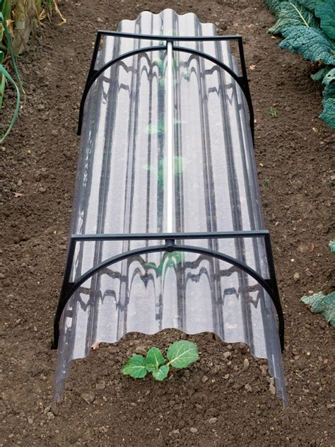 Diy Raised Bed Cloches