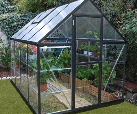 Diy Raised Bed With Greenhouse Kits