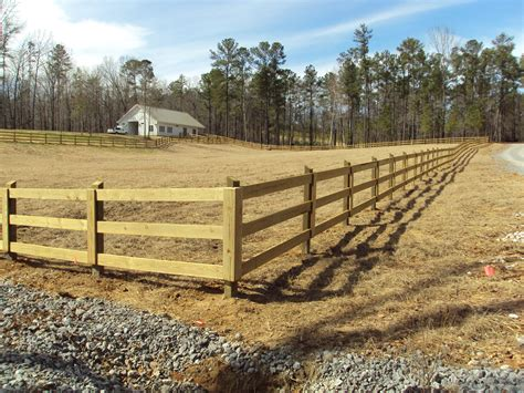 Diy Ranch Wood Fence