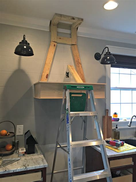Diy Range Hood Air Draft