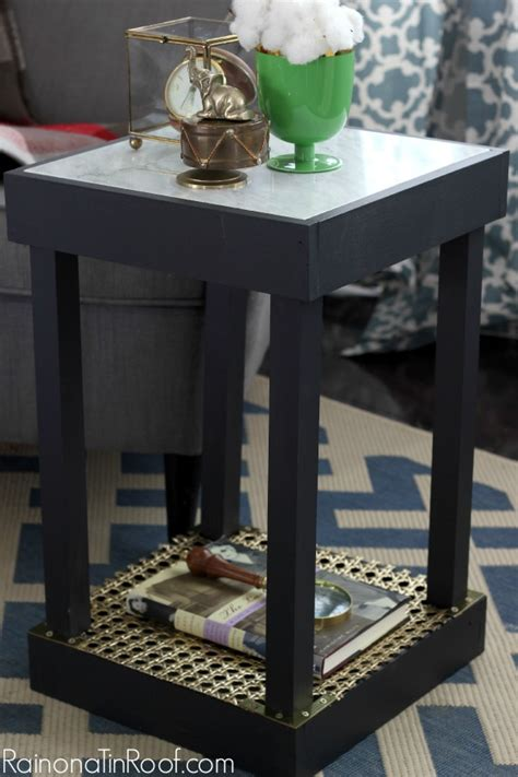 Diy Real Marble Table