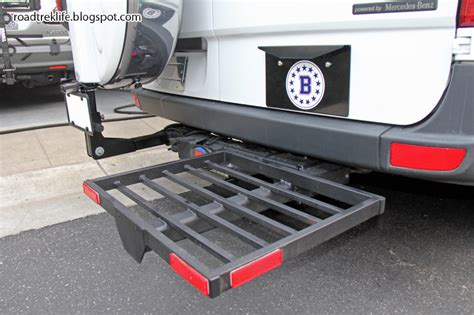 Diy Receiver Hitch Cargo Carrier