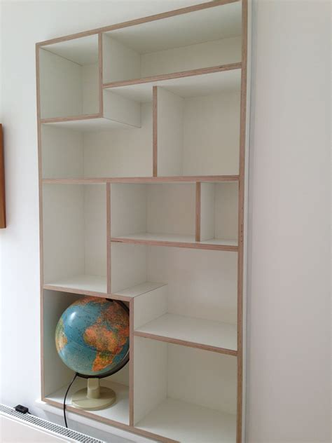 Diy Recessed Storage