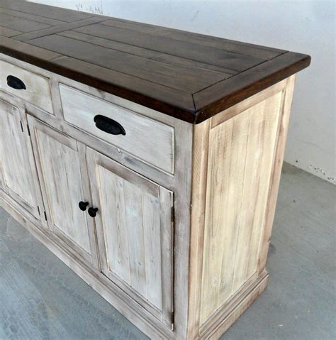 Diy Reclaimed Wood Buffet Server