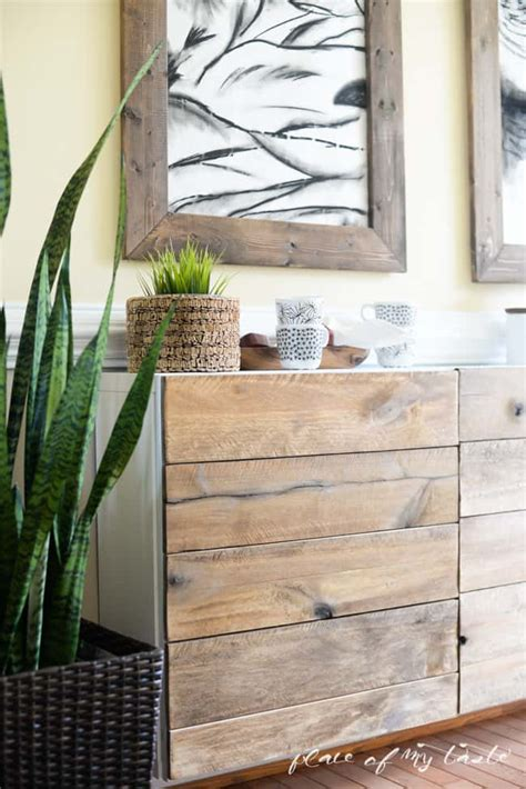Diy Reclaimed Wood Buffets