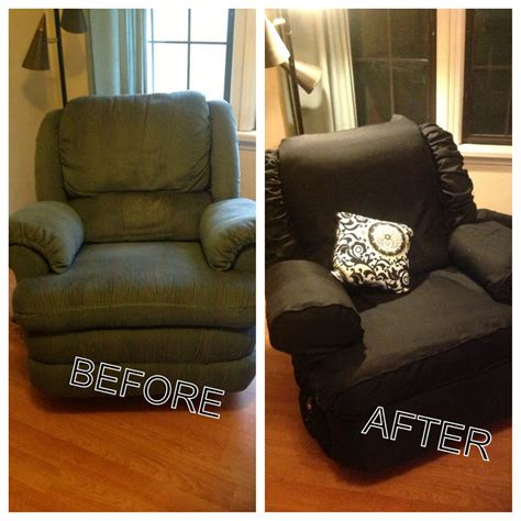 Diy Recliner Cover Lift
