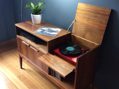 Diy Record Player Console