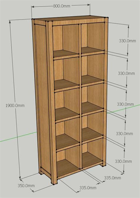 Diy Record Shelf Plans