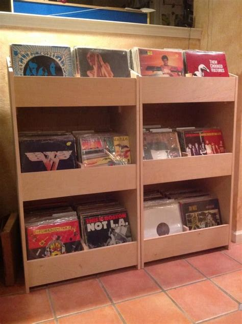Diy Record Storage Audiokarma
