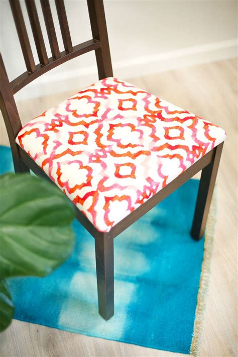 Diy Recovering Kitchen Chairs