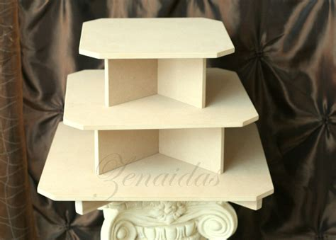 Diy Rectangle Cupcake Stand