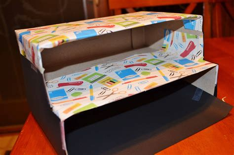 Diy Recycled Storage Boxes Out Of Paper