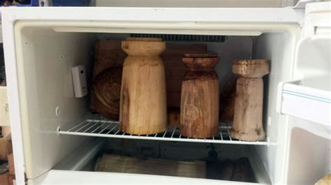 Diy Refrigerator Wood Kiln