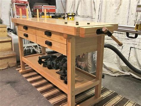 Diy Reloading Bench With Drawers