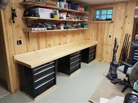Diy Reloading Benches Size