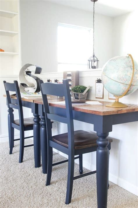Diy Repurposed Kitchen Table