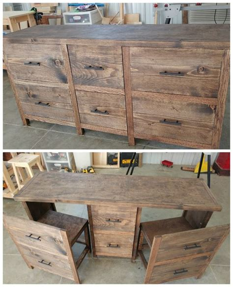 Diy Repurposed Wood Furniture