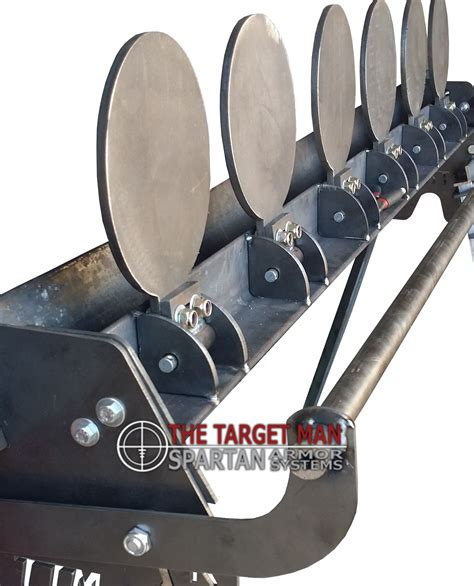 Diy Resettable Plate Rack Shooting Targets