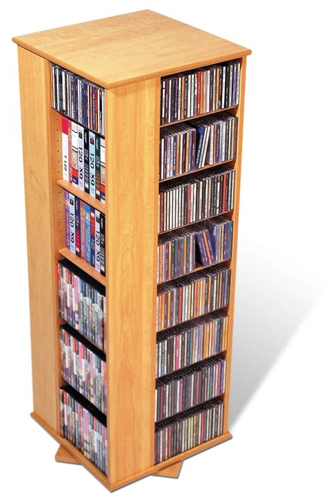 Diy Revolving Media Tower