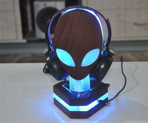Diy Rgb Headphone Stands