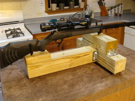 Diy Rifle Rest Wood