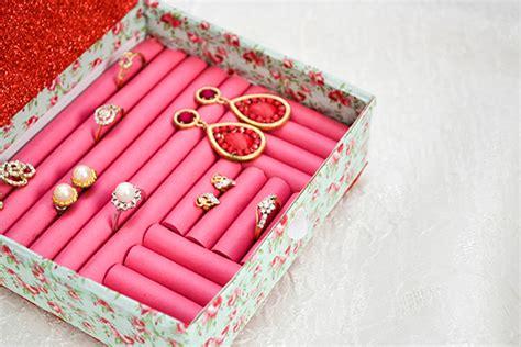Diy Ring Holder For Jewellery Box