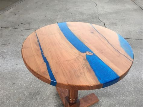 Diy River Table Epoxy Diy