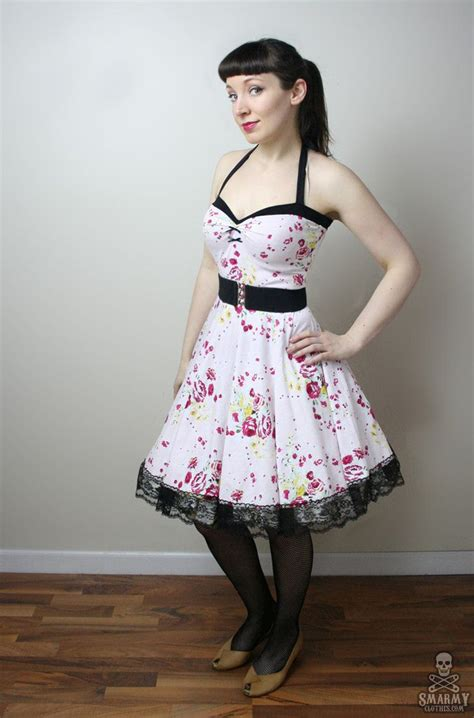 Diy Rockabilly Swing Dress