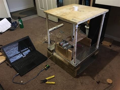 Diy Rocket Test Stand