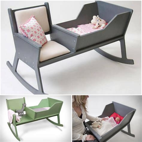 Diy Rocking Chair Crib