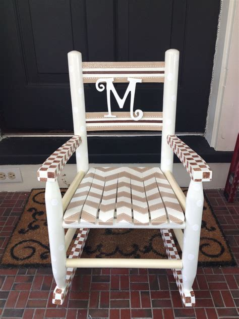 Diy Rocking Chair Legs