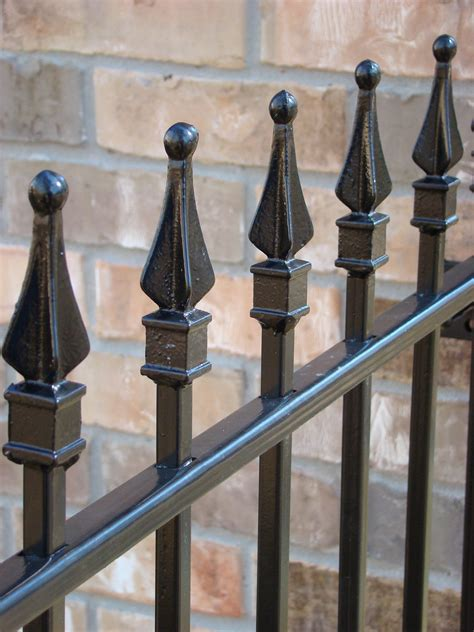 Diy Rod Iron Fence