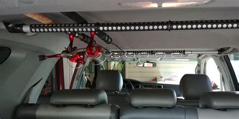 Diy Rod Rack For Suv