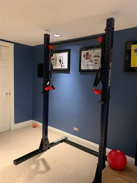 Diy Rogue Squat Rack