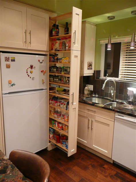 Diy Roll Out Shelves For Deep Narrow Pantry