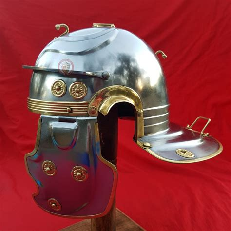 Diy Roman Armor The Type With Bands