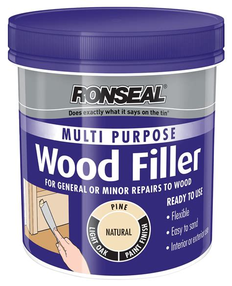 Diy Ronseal Wood Filler