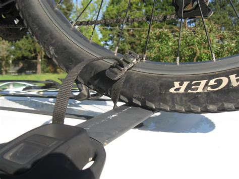 Diy Roof Rack Bicycle Carrier