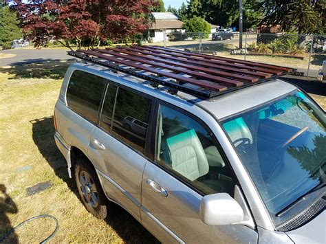 Diy Roof Rack With Full Plans For Converting
