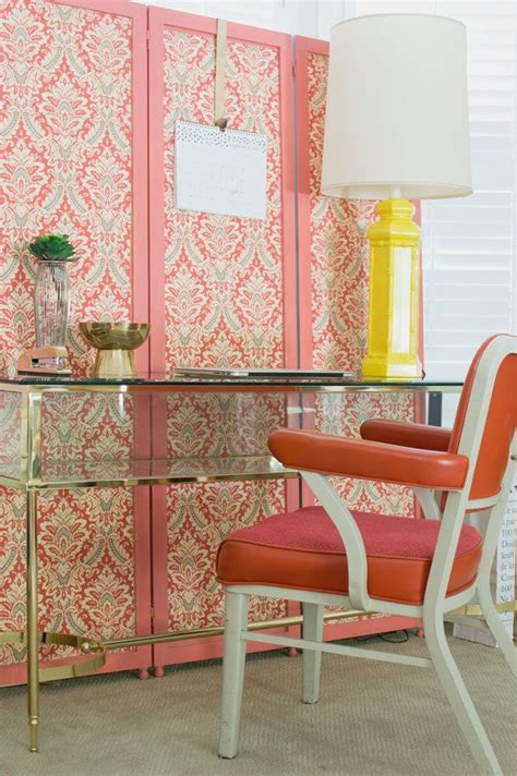 Diy Room Divider Screen With Fabric