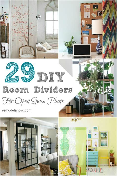 Diy Room Dividers Partitions