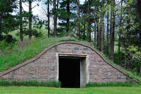Diy Root Cellar Construction