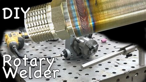 Diy Rotary Table For Welding