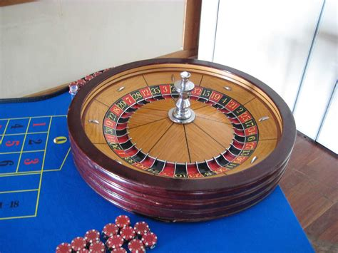 Diy Roulette Table